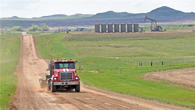 ND oilfields set three new state records  - image