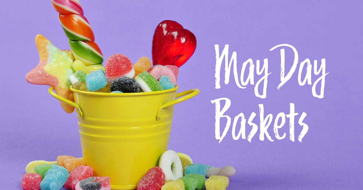 May Day Baskets - image