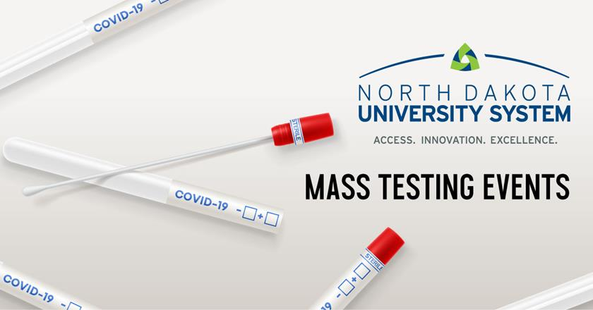 University System encourages students to get free COVID test before heading back to campus - image