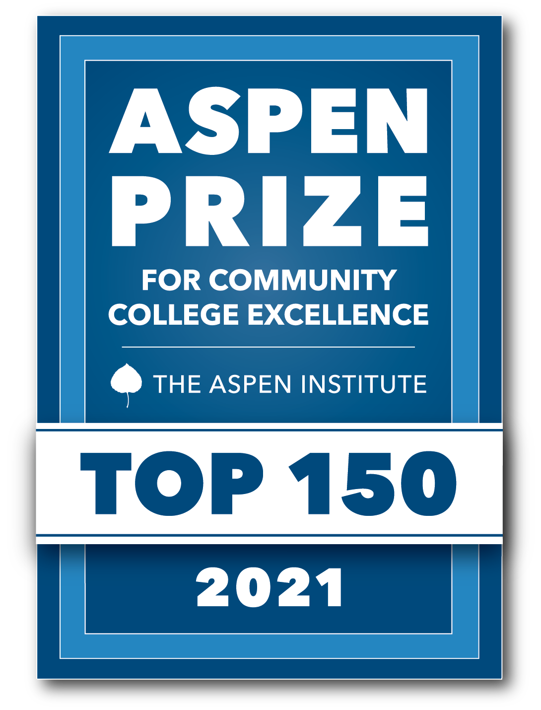 Aspen Top 150 Badge